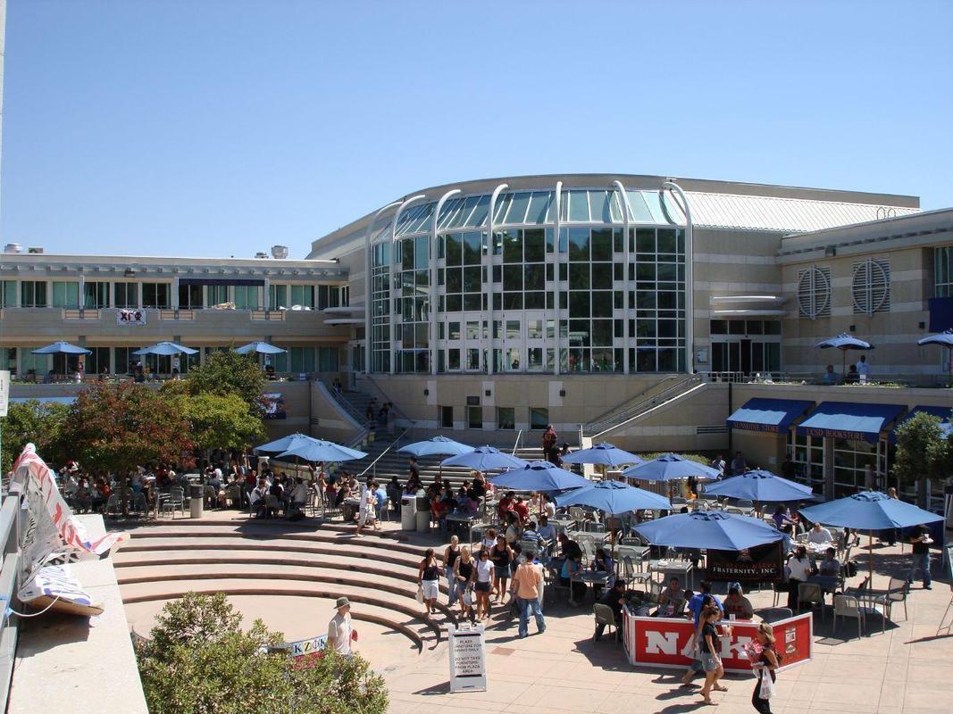 University of California - San Diego   Login
