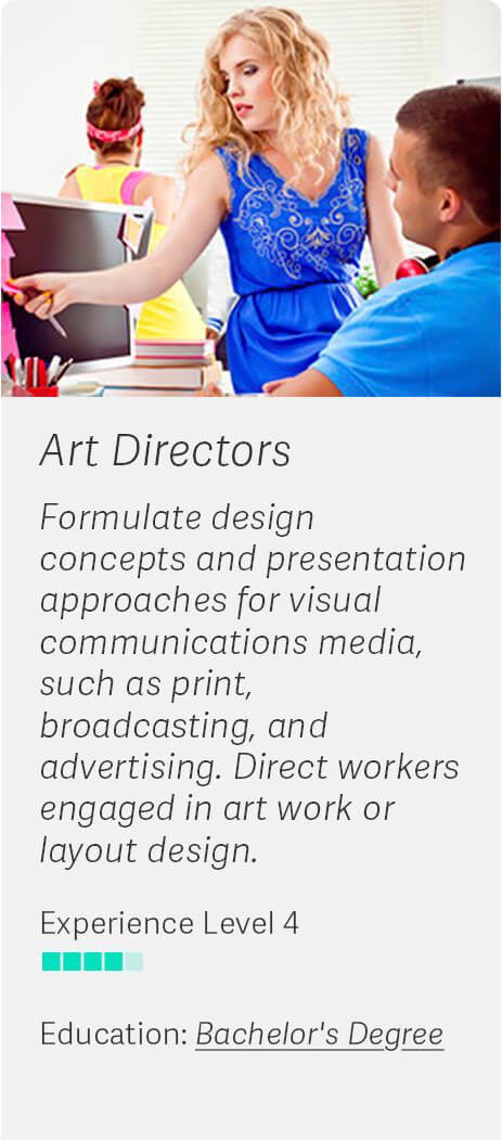 Career Match: Art Directors